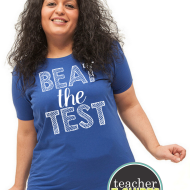 Beat the Test – Standardized State Testing Encourgement