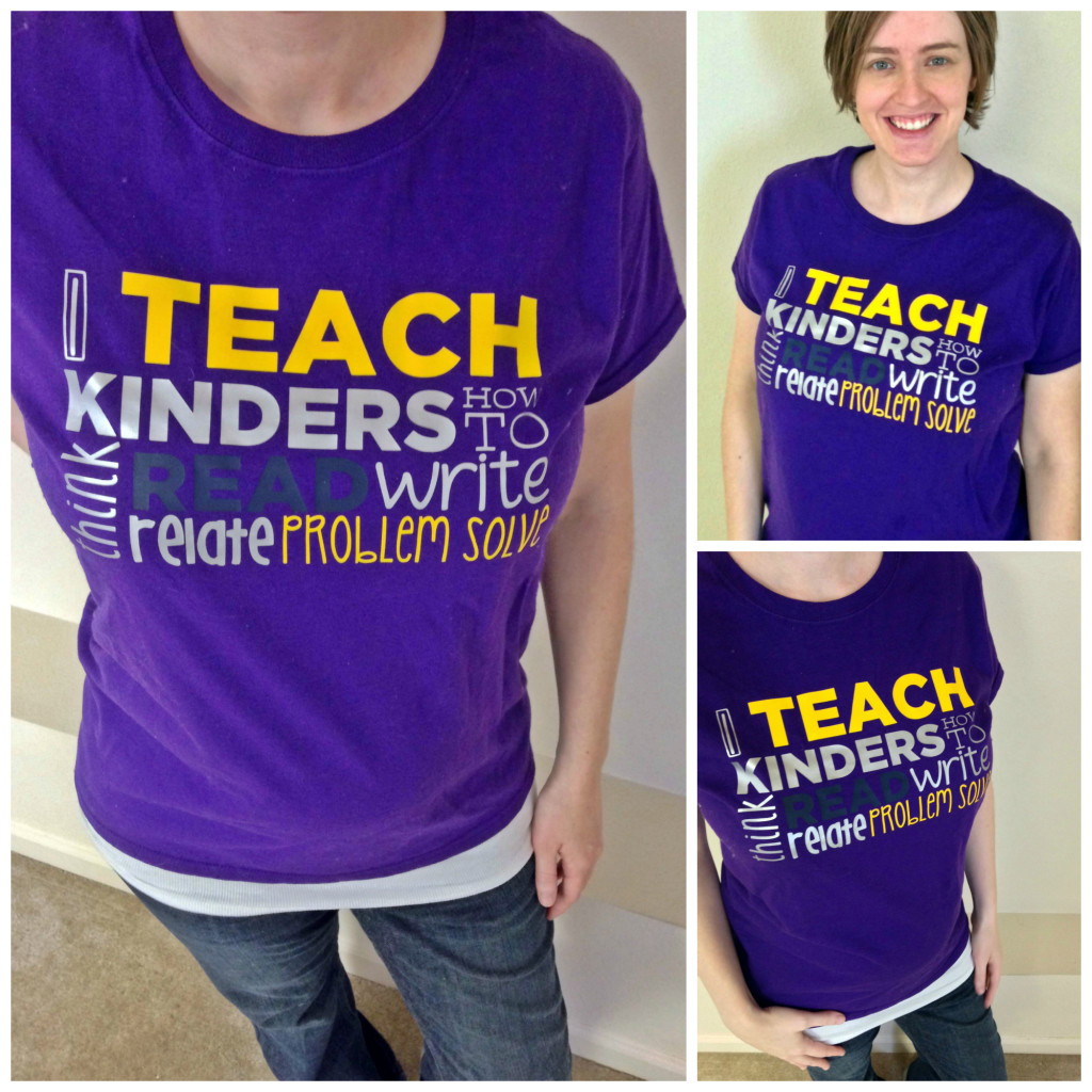 kindergarten teacher tshirts