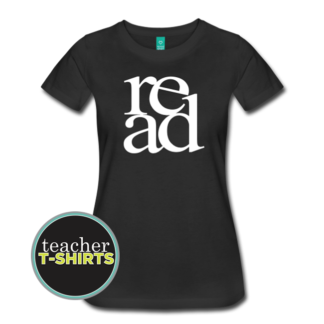 read teacher shirt