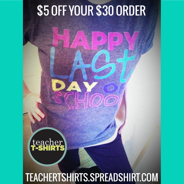 Happy Last Day of School T-shirt Sale