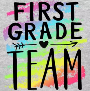 cute teacher t-shirts for teams first grade