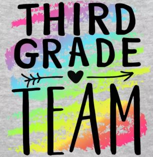 cute teacher t-shirts for teams third grade