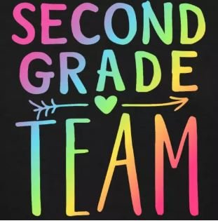 teacher t-shirts for grade level teams second grade
